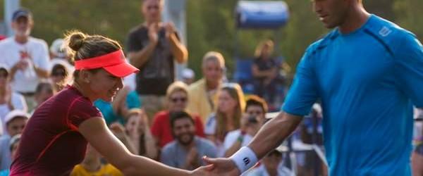 Simona Halep și Horia Tecău au decis să folosească turneul de la Roland Garros pentru a pregăti cum se cuvine participarea la Jocurile Olimpice în proba de dublu mixt. Așa...