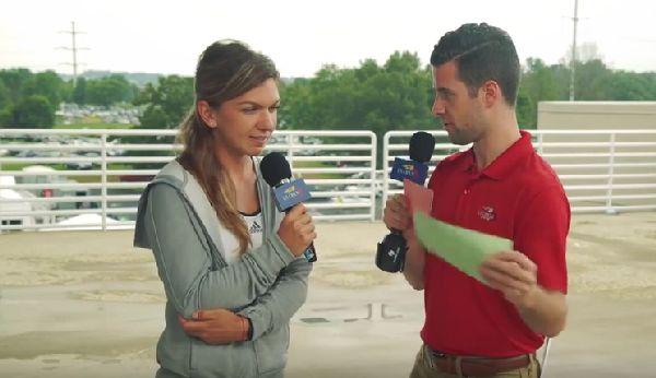simona halep 15 0 interviu