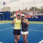 US Open 2015: Perechea românească Irina Begu / Raluca Olaru s-a calificat în turul 2 al probei de dublu!