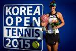 WTA Seul: Irina Begu e principala favorită a turneului pe care l-a câştigat anul trecut. Patricia Ţig şi Monica Niculescu se află şi ele pe tablou