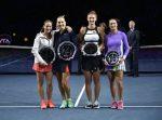 Irina Begu și Monica Niculescu au urcat câte 7 locuri în clasamentul mondial de dublu