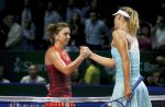 """Simona Halep despre wild-card-urile acordate Mariei Sharapova: """"Și dacă nu ar primi ar reveni cu ușurință"""""""