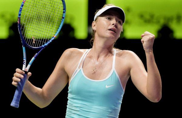 maria sharapova turneul campioanelor tenis