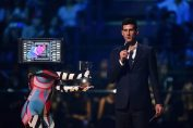 novak djokovic mtv music awards
