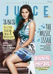 FOTO Sania Mirza, pe coperta revistei The Juice