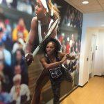 POZA ZILEI, 15 octombrie: Serena Williams, alături de Serena Williams