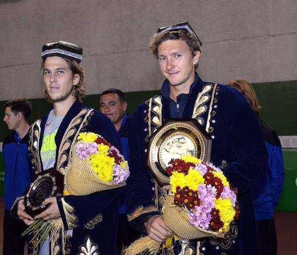 Istomin lacko tashkent challenger tennis