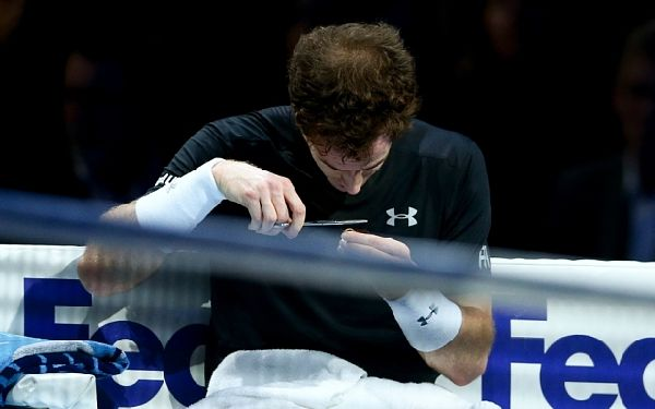 andy murray tunsoare turneul campionilor