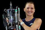 Turneul Campioanelor: Agnieszka Radwanska o învinge pe Petra Kvitova în finală
