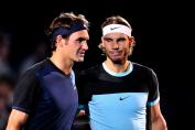 Roger Federer și Rafael Nadal