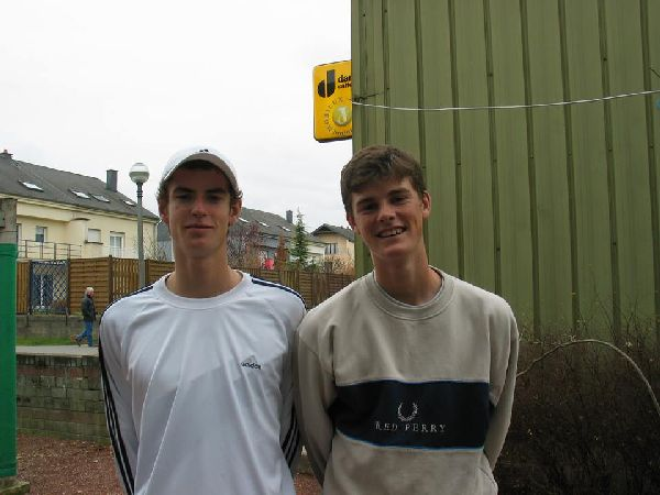 andy murray jamie murray 2003
