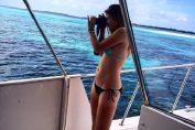 belinda bencic barca maldive vacanta