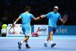 Turneul Campionilor: Horia Tecău și Jean Julien Rojer vor juca miercuri, de la ora 20.00