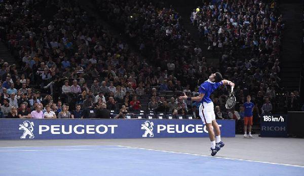 novak djokovic paris masters tenis