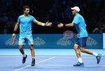 ATP Rotterdam: Horia Tecău și Jean Julien Rojer s-au calificat în sferturi la dublu
