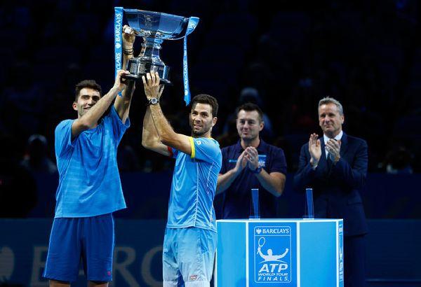 tecau rojer trofeu turneul campionilor
