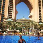 FOTO: Caroline Wozniacki se bucură de vacanță la Dubai
