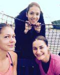 POZA ZILEI, 23 decembrie 2015: Trei campioane într-o singură fotografie: Andreea Mitu, Monica Niculescu și Raluca Olaru