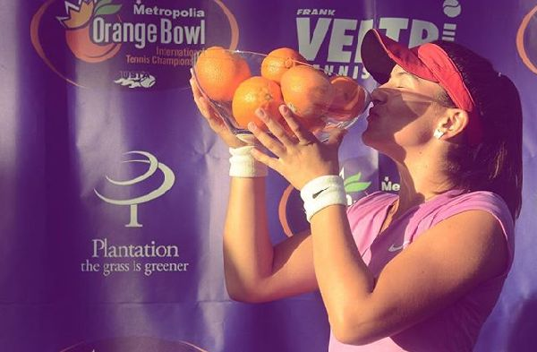 bianca andreescu orange bowl