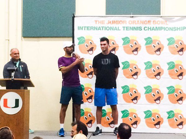 tecau rojer junior orange bowl
