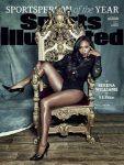 Serena Williams, pe coperta Sports Illustrated, ca sportivul numărul 1 al lumii