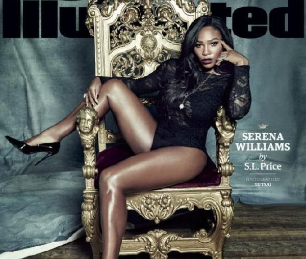 serena williams sportperson 2015 si