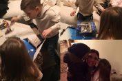Simona Halep copii fini bucurie