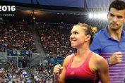 Simona halep afis turneu sydney