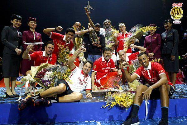 singapore slammers campioni IPTL