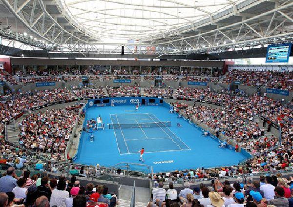 brisbane tenis complex teren