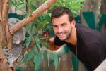 Sydney 2016: Grigor Dimitrov s-a jucat cu animalele la Zoo (FOTO)