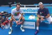 Roger Federer lleyton hewitt australian