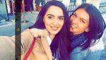 FOTO: Simona Halep a ieșit în oraș cu una dintre verișoarele ei