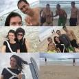 Simona Halep profită din plin de vremea frumoasă de la Brisbane și de faptul că va intra ceva mai târziu în concurs. Ea a fost duminică la plajă și a...