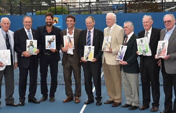 australia timbre tenis