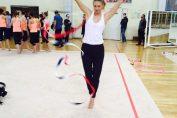 maria sharapova gimnastica ritmica