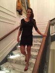 EXCLUSIV: Imagini cu Monica Niculescu la players party în St. Petersburg
