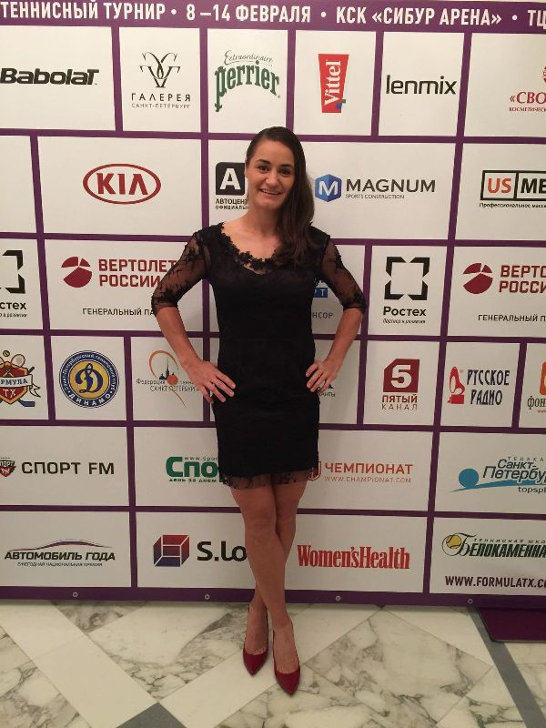 monica niculescu st petersburg players party