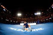 novak djokovic trofeu australian open