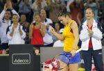 Fed Cup: S-a anunțat echipa României pentru meciul cu Germania. Și nemțoaicele au anunțat lotul