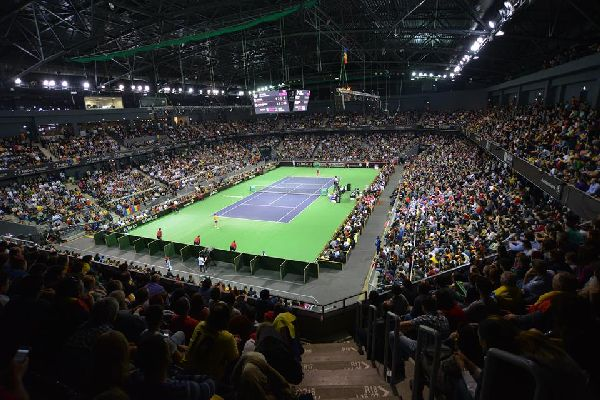 tenis cluj fed cup