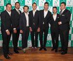 Cupa Davis România – Slovenia: Echipa României, la dineul oficial (FOTO)