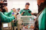 horia tecau donatie maternitate incubator