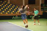 Cupa Davis România – Slovenia: Horia Tecău și Florin Mergea joacă azi, de la ora 15.00, la dublu