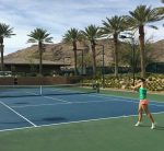 FOTO: Simona Halep continuă antrenamentele la Las Vegas