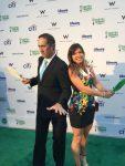 Miami Open 2016: Simona Halep și Darren Cahill, pe covorul verde, la Taste of Tennis