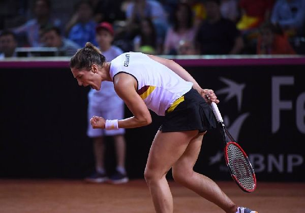 andrea petkovic fed cup