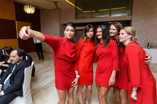 dineu oficial fed cup romania germania 10
