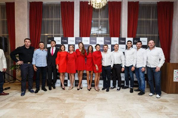 dineu oficial fed cup romania germania 7