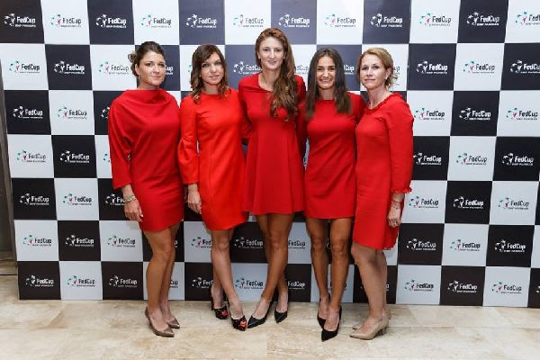 fed cup romania germania